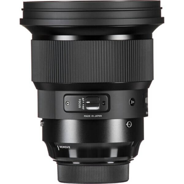 Sigma Lens 105mm f1.4 DG HSM A for Canon ประกันศูนย์ 4