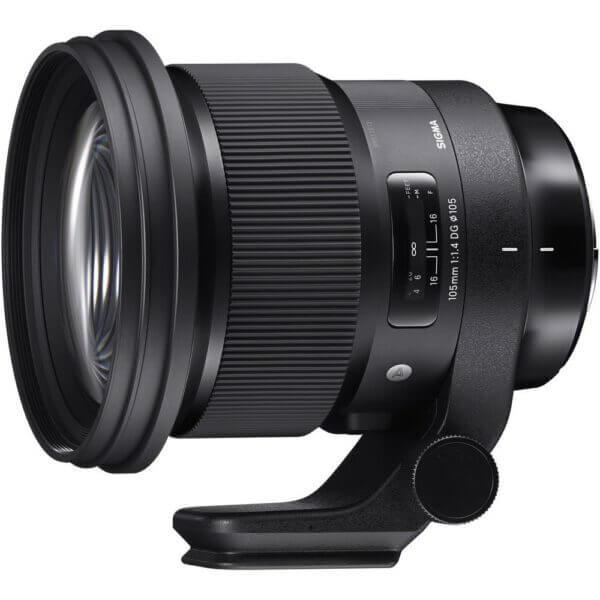 Sigma Lens 105mm f1.4 DG HSM A for Nikon ประกันศูนย์ 2