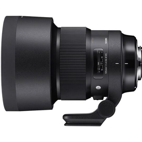 Sigma Lens 105mm f1.4 DG HSM A for Nikon ประกันศูนย์ 3
