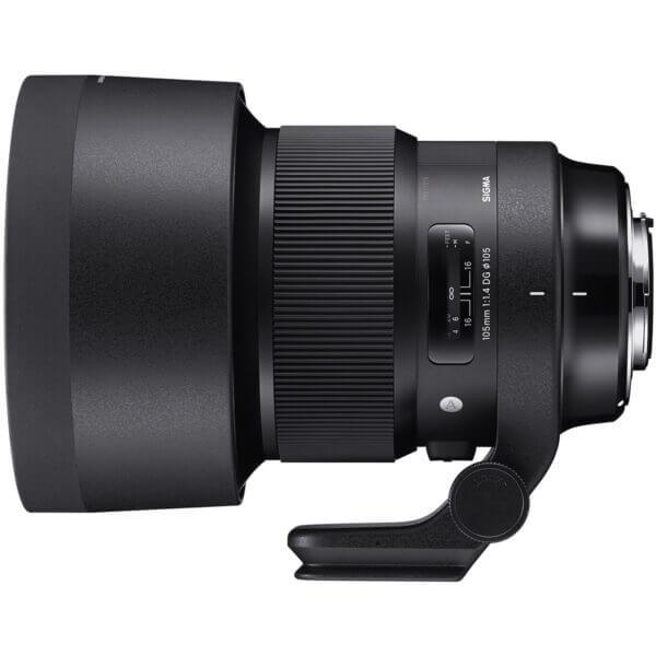 Sigma Lens 105mm f1.4 DG HSM A for Nikon ประกันศูนย์ 4