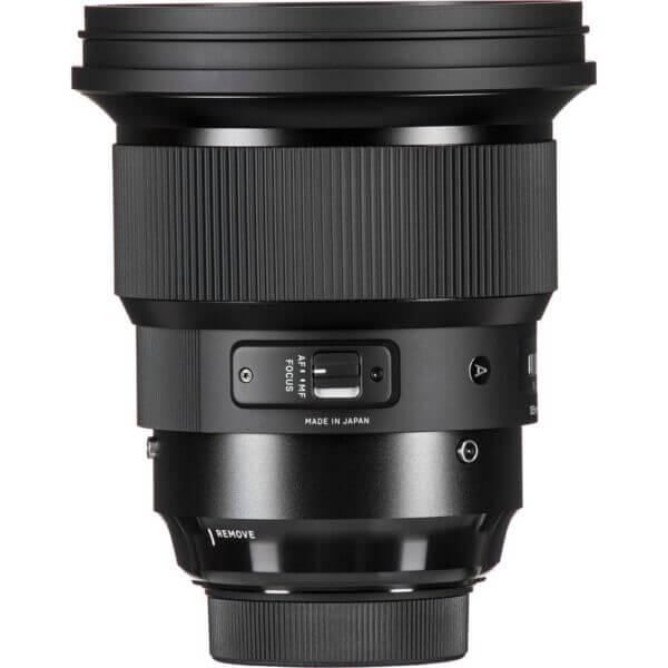 Sigma Lens 105mm f1.4 DG HSM A for Nikon ประกันศูนย์ 6