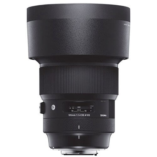 Sigma Lens 105mm f1.4 DG HSM A for Sony Thai 2