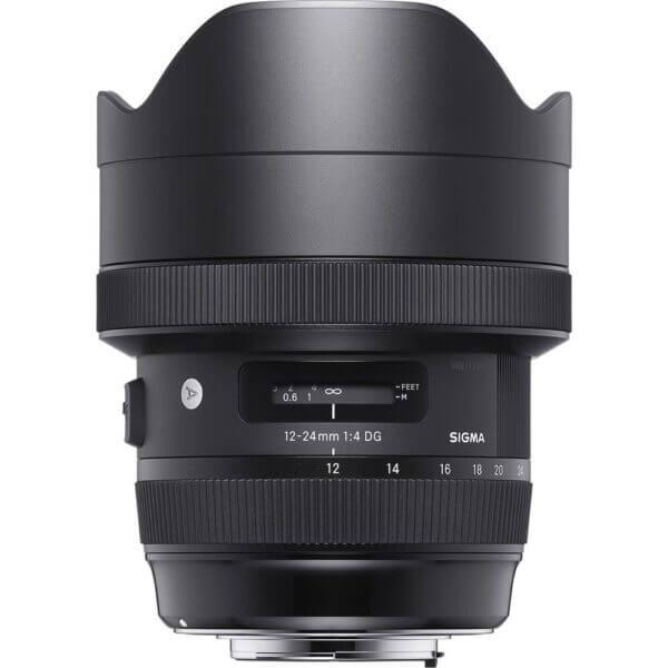 Sigma Lens 12 24mm F4 A DG HSM for Nikon ประกันศูนย์ 7