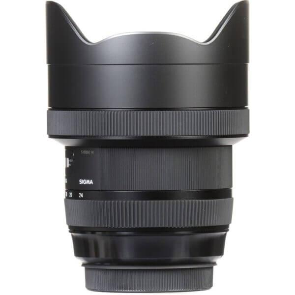 Sigma Lens 12 24mm F4 A DG HSM for Sigma ประกันศูนย์ 9