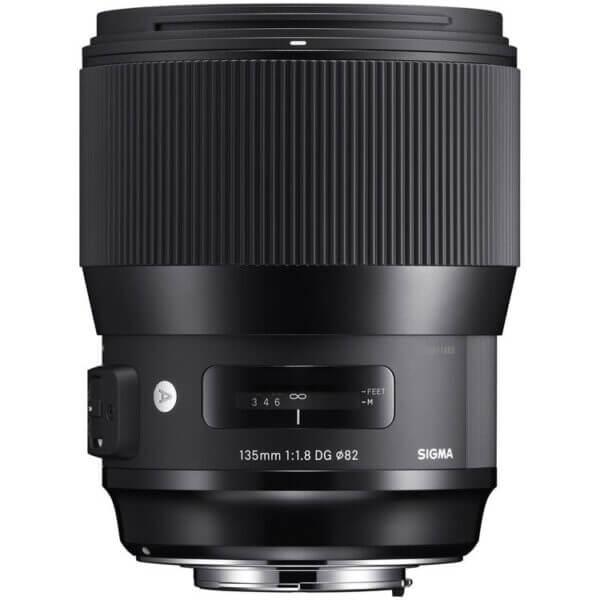 Sigma Lens 135mm f1.8 A DG HSM for Canon ประกันศูนย์ 2