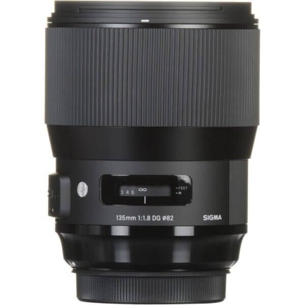 Sigma Lens 135mm f1.8 A DG HSM for Canon ประกันศูนย์ 5