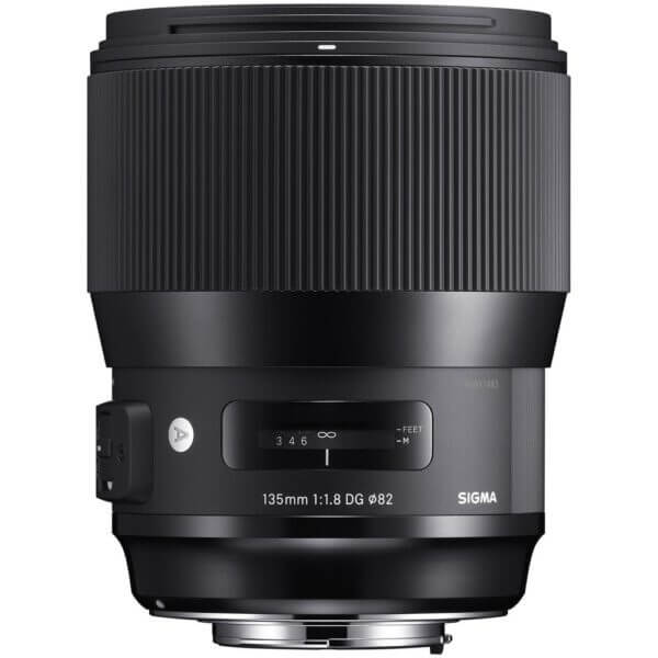Sigma Lens 135mm f1.8 A DG HSM for Nikon ประกันศูนย์ 2