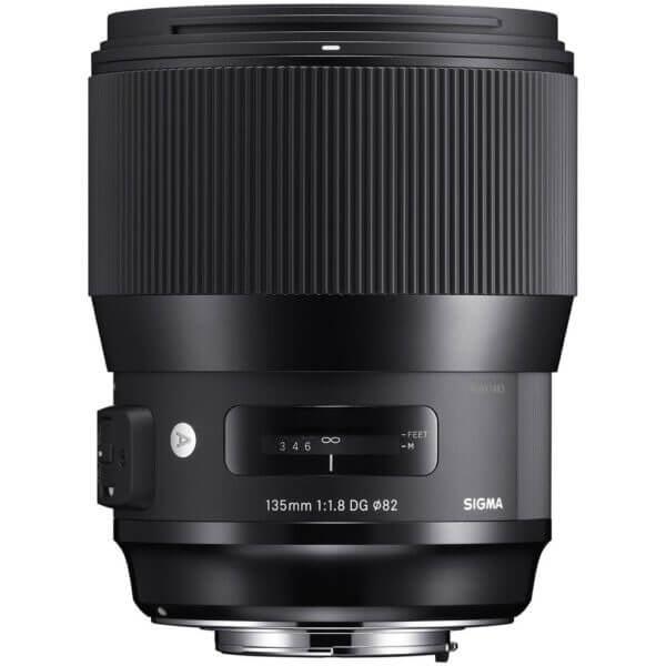 Sigma Lens 135mm f1.8 A DG HSM for Sony E Mount ประกันศูนย์ 2