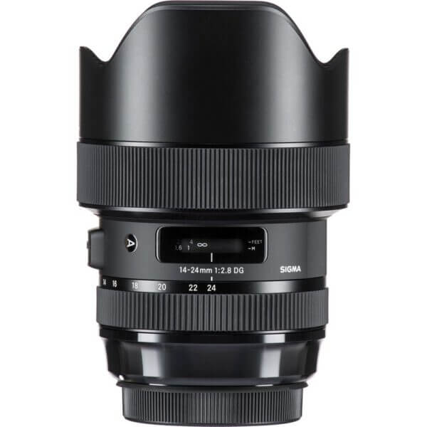 Sigma Lens 14 24mm F2.8 A DG HSM for Canon ประกันศูนย์ 2