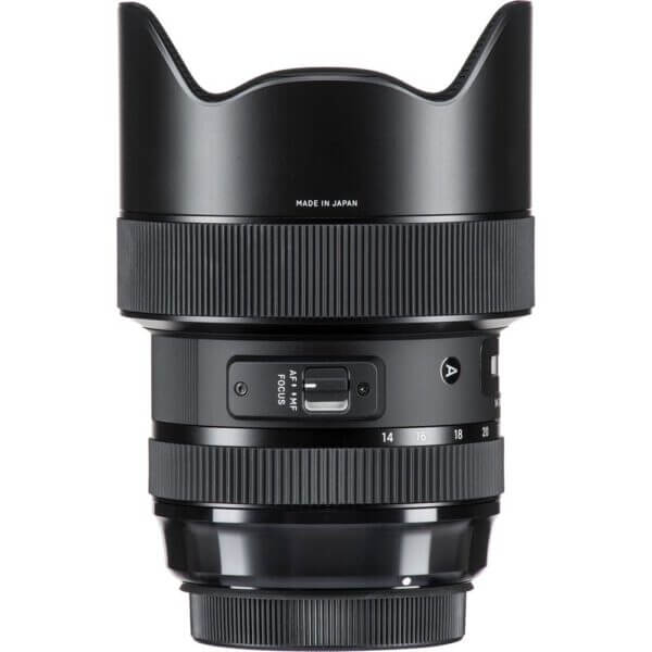 Sigma Lens 14 24mm F2.8 A DG HSM for Canon ประกันศูนย์ 3