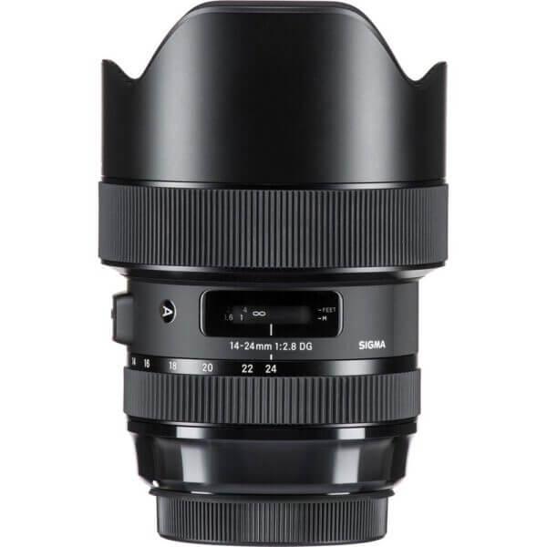 Sigma Lens 14 24mm F2.8 A DG HSM for Nikon ประกันศูนย์ 2