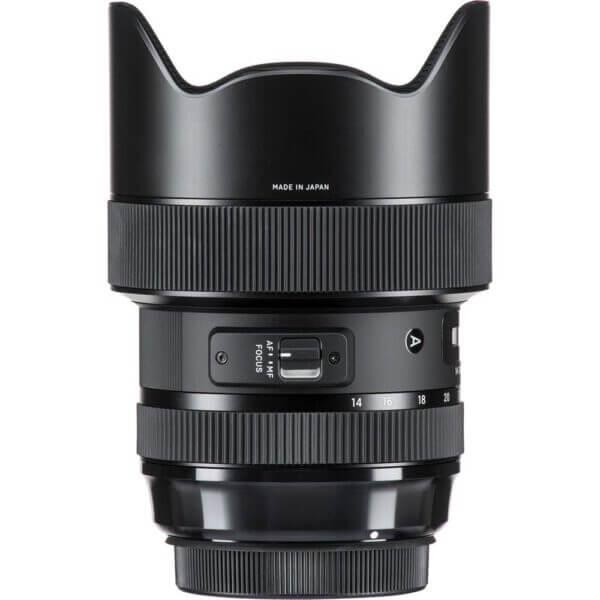 Sigma Lens 14 24mm F2.8 A DG HSM for Nikon ประกันศูนย์ 3
