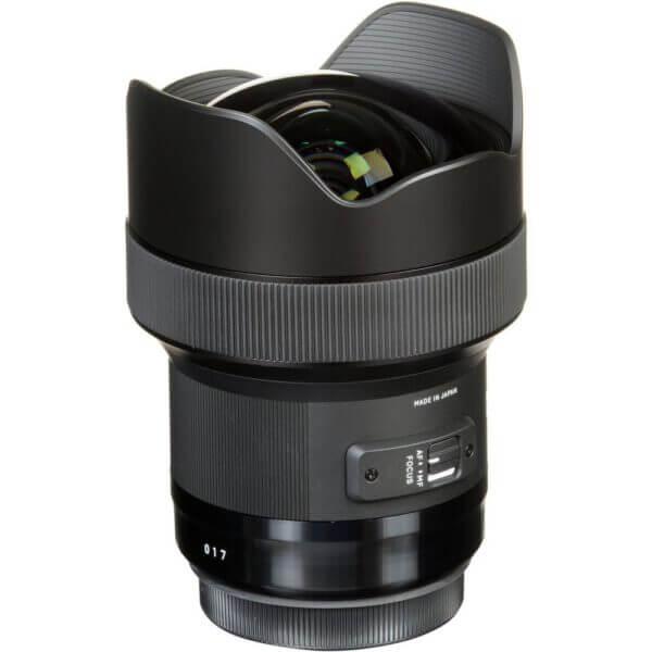 Sigma Lens 14mm F1.8 A DG HSM for Canon ประกันศูนย์ 11