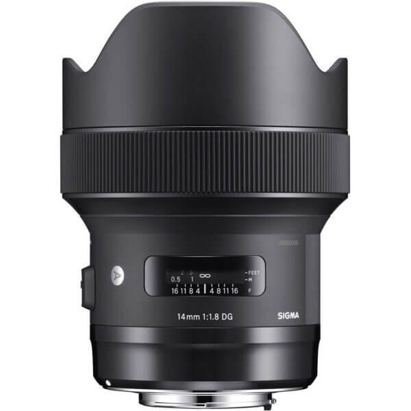 Sigma Lens 14mm F1.8 A DG HSM for Canon ประกันศูนย์ 2