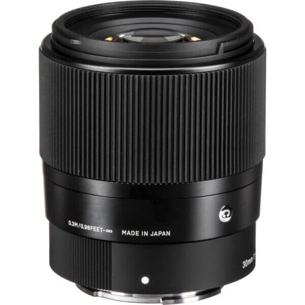 Sigma Lens DN 30mm f1.4 C DC for Sony Thai 12