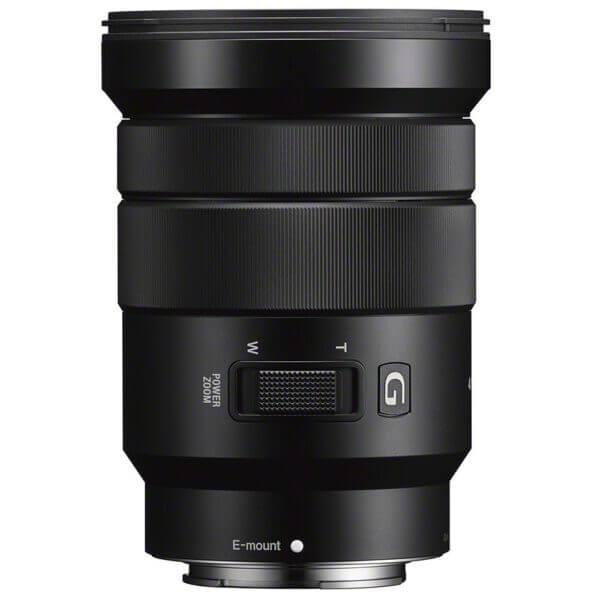 Sony Lens E 18 105mm F4 G PZ OSS 2