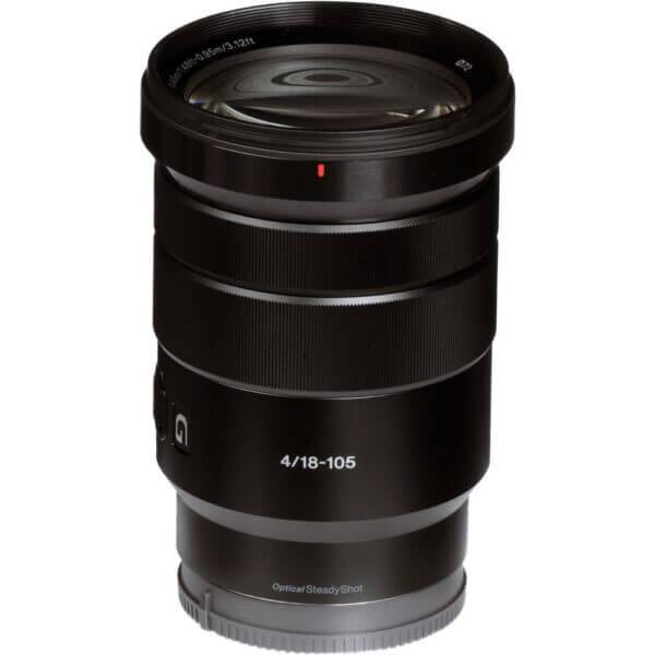 Sony Lens E 18 105mm F4 G PZ OSS 3