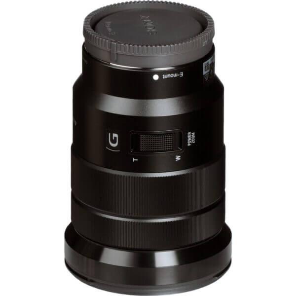 Sony Lens E 18 105mm F4 G PZ OSS 6