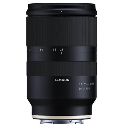 Tamron 28 75mm f2.8 Di III RXD Lens for Sony E 2