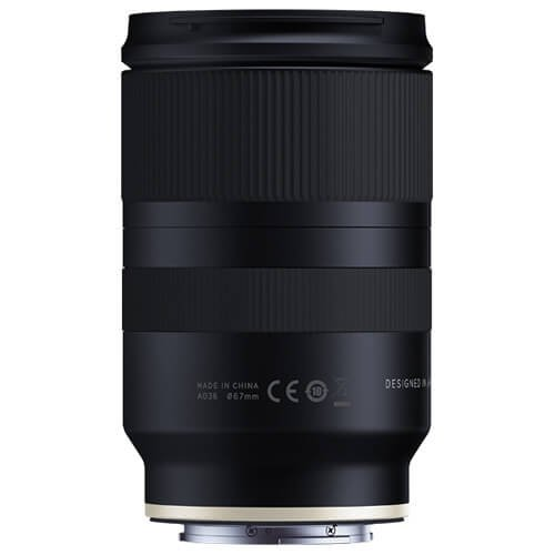 Tamron 28 75mm f2.8 Di III RXD Lens for Sony E 3