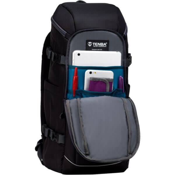 Tenba BP 636 411 Solstice 12L Backpack Black 2