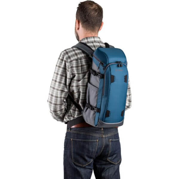 Tenba BP 636 412 Solstice 12L Backpack Blue 11