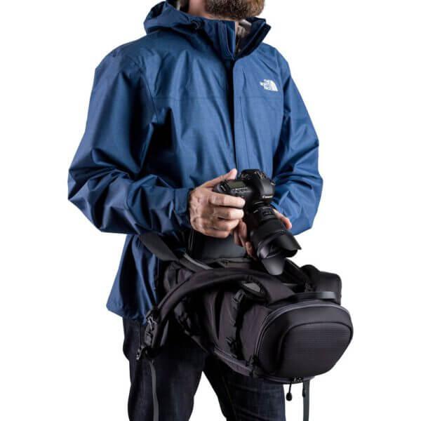 Tenba BP 636 412 Solstice 12L Backpack Blue 12