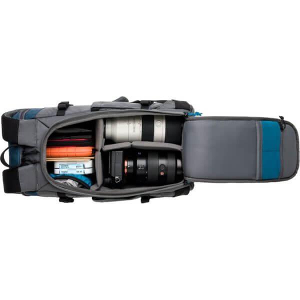 Tenba BP 636 412 Solstice 12L Backpack Blue 6