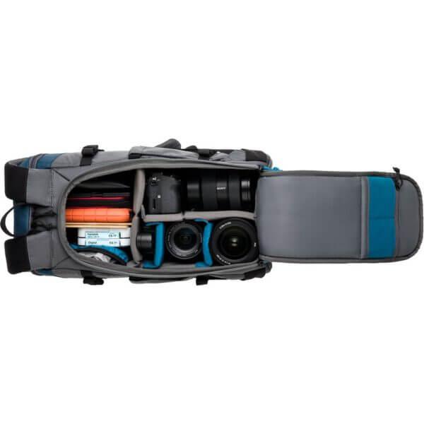 Tenba BP 636 412 Solstice 12L Backpack Blue 7