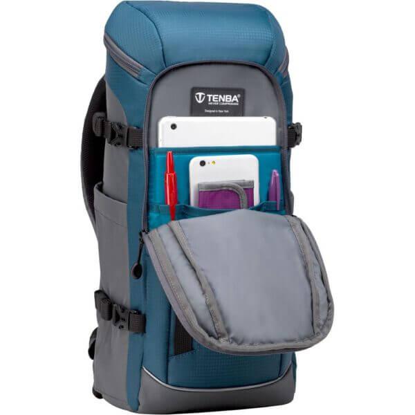 Tenba BP 636 412 Solstice 12L Backpack Blue 8