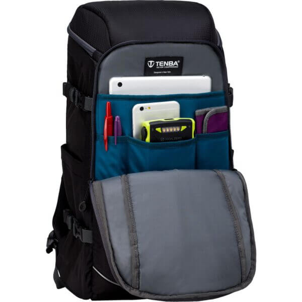 Tenba BP 636 413 Solstice 20L Backpack Black 8