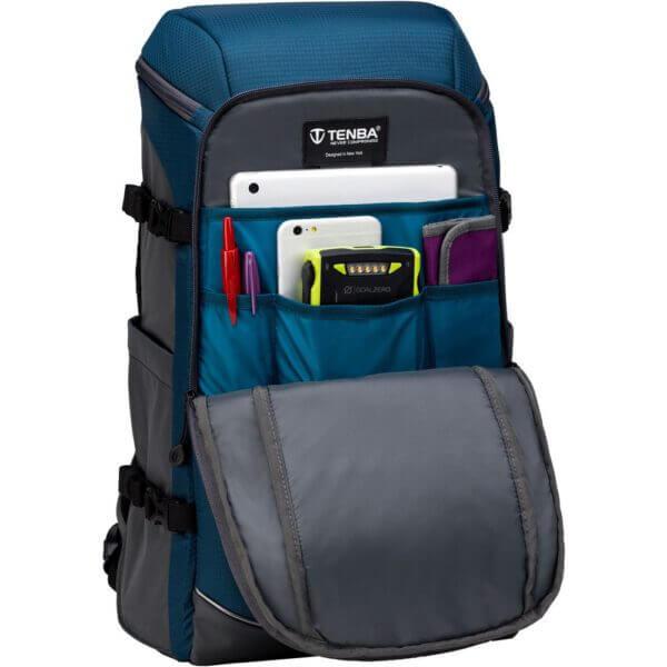 Tenba BP 636 414 Solstice 20L Backpack Blue 1