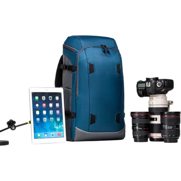 Tenba BP 636 414 Solstice 20L Backpack Blue 7