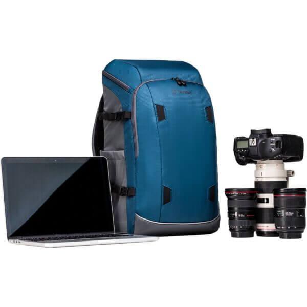 Tenba BP 636 416 Solstice 24L Backpack Blue 1