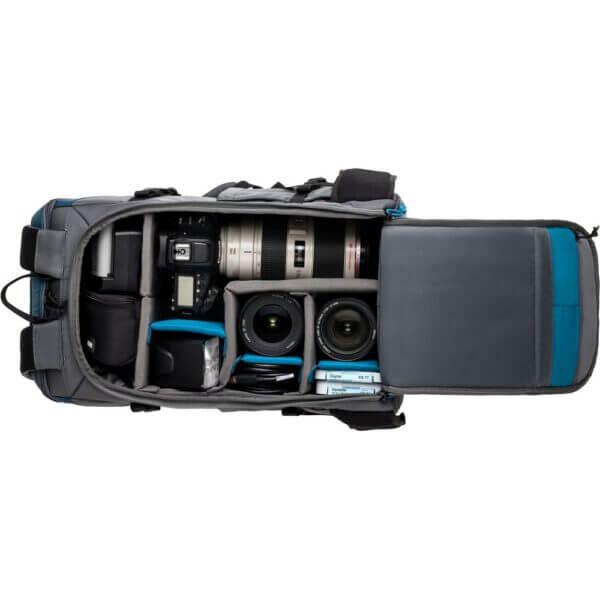 Tenba BP 636 416 Solstice 24L Backpack Blue 3