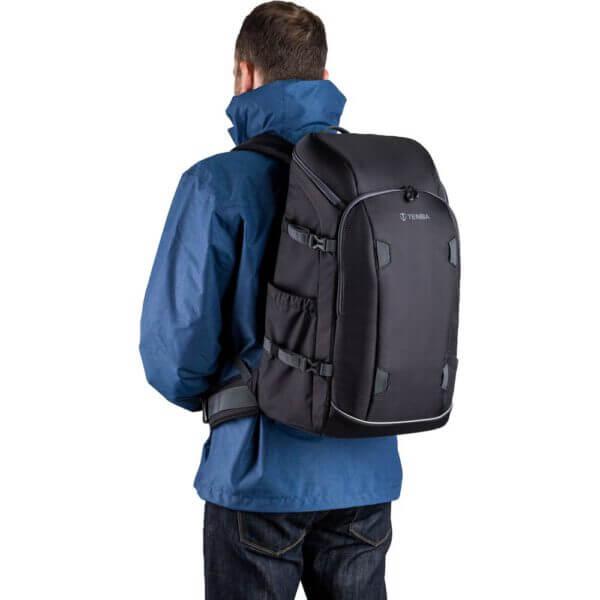 Tenba BP 636 416 Solstice 24L Backpack Blue 7
