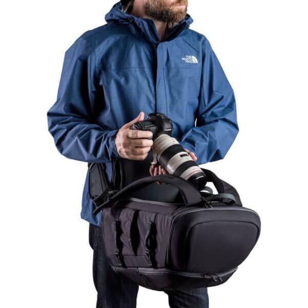 Tenba BP 636 416 Solstice 24L Backpack Blue 8