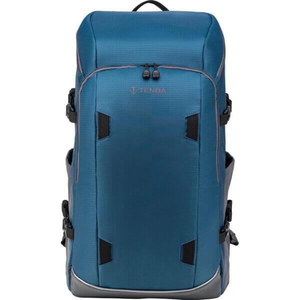 Tenba BP 636 416 Solstice 24L Backpack Blue 9