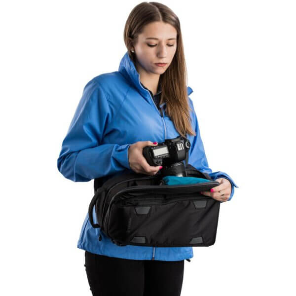Tenba BP 636 422 Solstice 7L Backpack Blue 1