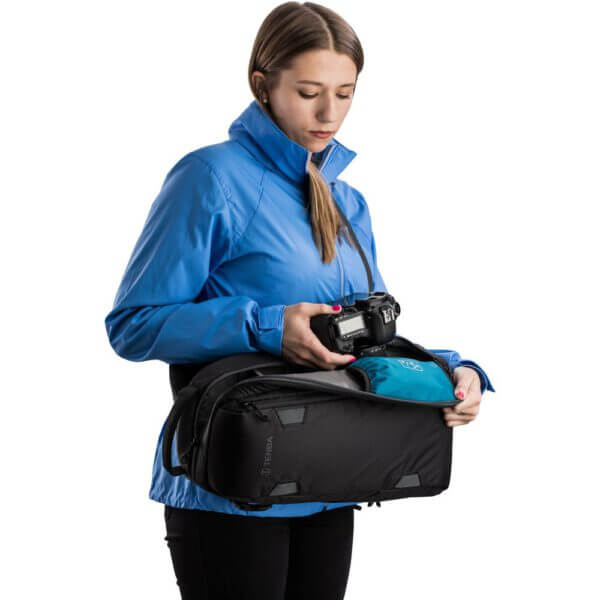 Tenba BP 636 423 Solstice 10L Backpack Black 1