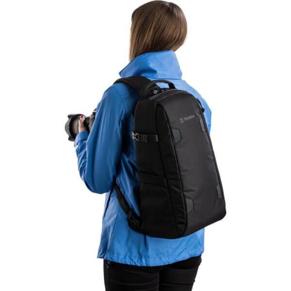 Tenba BP 636 423 Solstice 10L Backpack Black 10