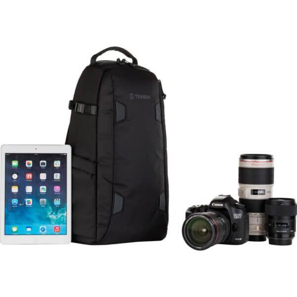 Tenba BP 636 423 Solstice 10L Backpack Black 9