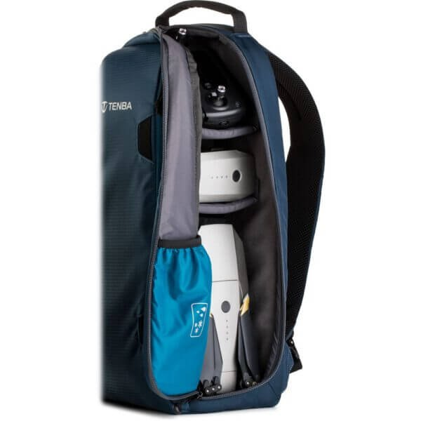 Tenba BP 636 424 Solstice 10L Backpack Blue 4
