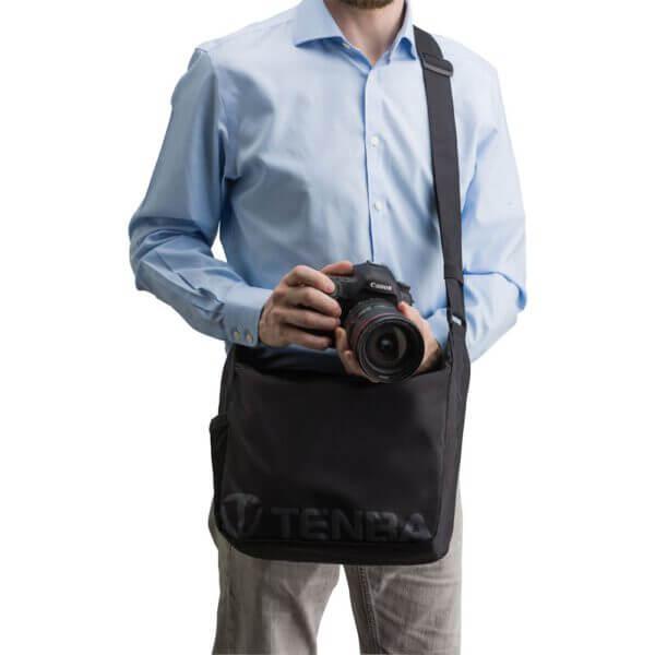Tenba IN 636 228 BYOB 10 Tools Packlite Travel Bag Black 5