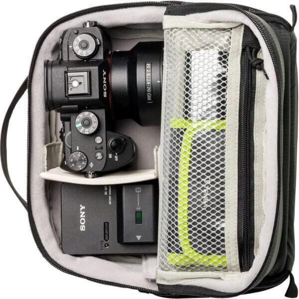 Tenba IN 636 286 BYOB 9 Slim Backpack Insert Grey 4