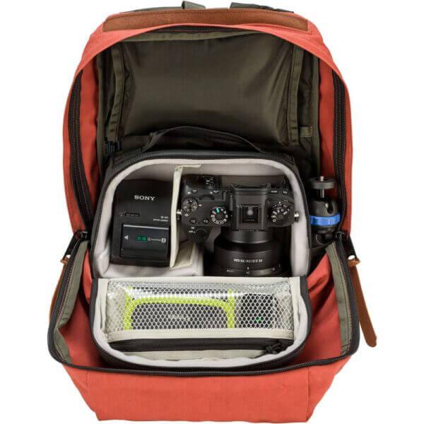 Tenba IN 636 286 BYOB 9 Slim Backpack Insert Grey 6