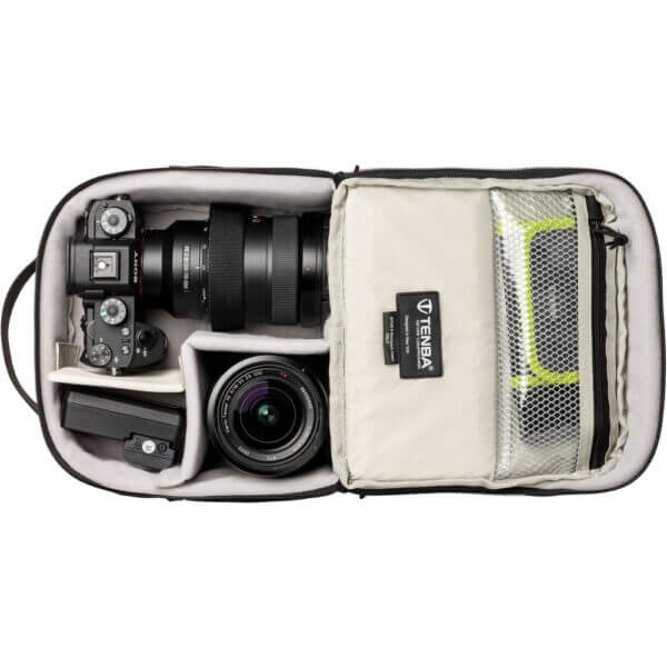 Tenba IN 636 287 BYOB 9 DSLR Backpack Insert Grey 7