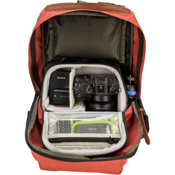 Tenba IN 636 287 BYOB 9 DSLR Backpack Insert Grey 8
