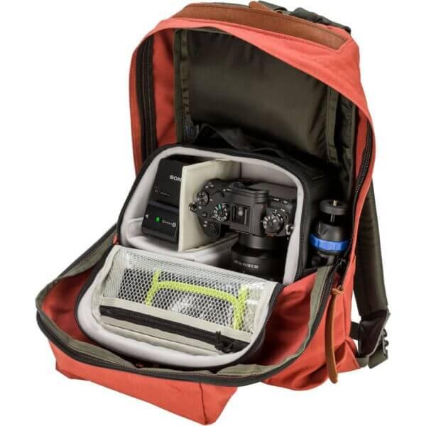 Tenba IN 636 287 BYOB 9 DSLR Backpack Insert Grey 9