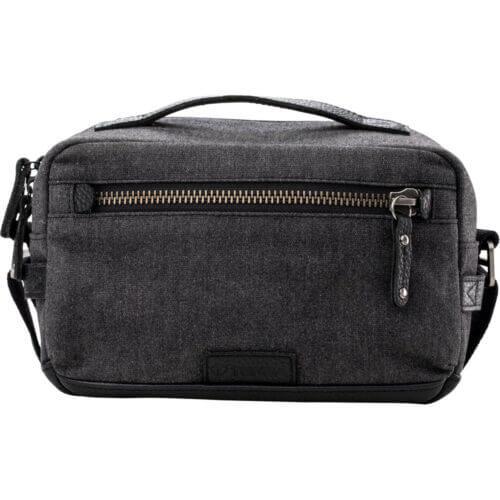 Tenba SH 637 405 Cooper 6 GreyBlack Leather 1